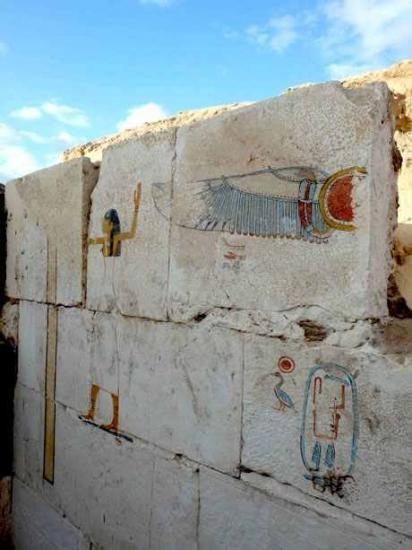Abydos-tombe