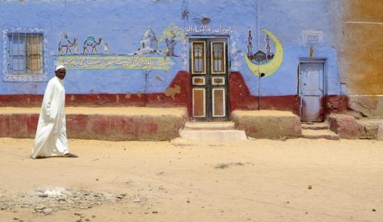 Village nubien assouan